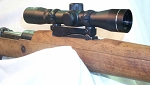 S&K Chilean Mauser Scout Mount (S&K Style) w/S&K Style 1 Inch Rings