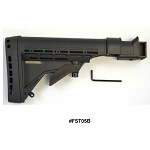 Phoenix Technology AK-47 Stamped Receiver Collapsible Stock- Field Series - (No Recoil Reduction System)