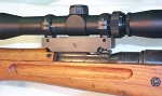 S&K Jap Arisaka 7.7 Mauser Scout Mount w/S&K Style 1 Inch Rings