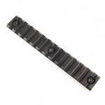 GunTec 5 Inch Removable Keymod Accessory Rail