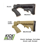 KickLite Mossberg 12ga Tactical Stock Package