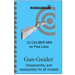 Gun Guides Romanian .22 Caliber M69 Disassembly & Reassembly Guide