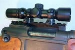 S&K MAS 36 - FRENCH Scope Mount (Weaver Style) -Accepts Weaver Rings- Rings NOT Included