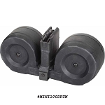 Mini-14 100 Round Drum -Restricted Item -Check Your Local and State Laws Prior To Ordering