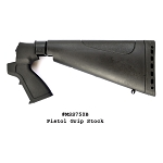 Phoenix Tech Field Series Mossberg 500, 590, & 835 Field Series Sporter Stock 12ga-  (No recoil Reduction System and No Forend) - Black