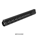 UTG PRO M-LOK M&P10 & DPMS Low Profile LR308 15 Inch Super Slim Free Float Handguard