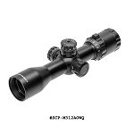 UTG 1 Inch BugBuster 3-12X32 Scope, Side AO, Mil-dot, QD Rings