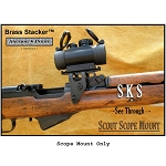SKS Scope Mounts | The Country Shed