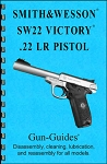 Disassembly/Reassembly Guide for Smith & Wesson SW22 Victory Pistol