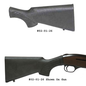Choate Mossberg 5500 Conventional 12ga Youth Stock / Body Armor Stock