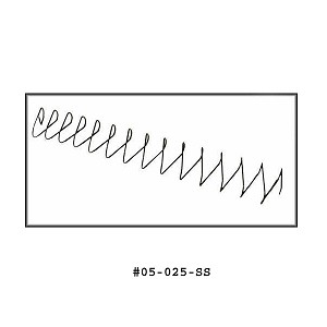 PRI 6.8mm 25 Round Replacement Magazine Spring -Restricted Item -Check Your Local and State Laws Prior To Ordering