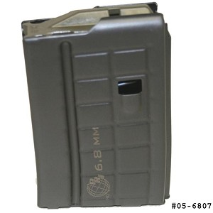 PRI 6.8mm SPC 10 Round Magazine -Restricted Item -Check Your Local and State Laws Prior To Ordering