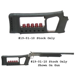 Choate H&R 12ga Shotgun M-6 Stock