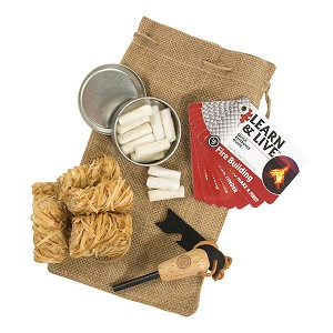 Heritage Campfire Fire Building Kit