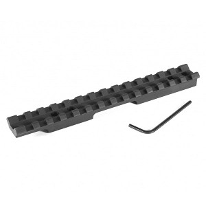 EGW Savage Mark II (1-3/8 Inch Ejection Port) Picatinny Rail Scope Mount 20 MOA Ambidextrous
