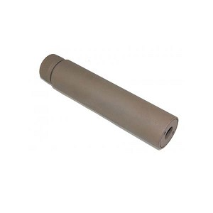 GunTec AR-15 5.5 Inch Fake Suppressor – Flat Dark Earth