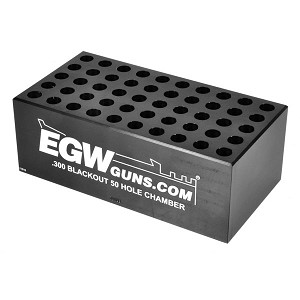 EGW Ammo Chamber Checker .300 Blackout 50 Hole