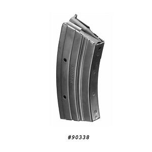 Ruger Mini-30 20 Round Original Factory Mag -Restricted Item -Check Your Local and State Laws Prior To Ordering