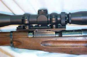 S&K Mosin Nagant 91/30 & 91/59 Scout Mount -Accepts Weaver Rings- Rings NOT Included