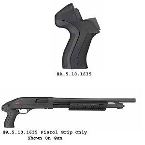 ATI Winchester SXP Talon T2 Rear Pistol Grip 12ga with Scorpion Recoil Grip