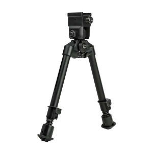 NcStar Bipod With Quick Release Weaver Mount And Notched Legs
