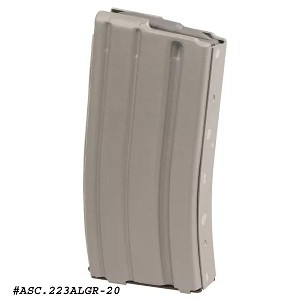 AR-15 20 Round Magazine-Restricted Item -Check Your Local and State Laws Prior To Ordering