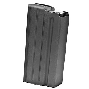 ASC .308 SR 25 Stainless Steel 20 Round Magazine-Restricted Item -Check Your Local and State Laws Prior To Ordering