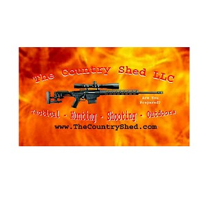 Ammo Can Sticker CS Prec Logo Fire .50Cal