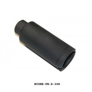 GunTec AR-10 Slim Line / Micro Cone Flash Can (308 / 300 AAC Blackout)