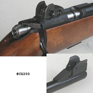 Tech Sights CZ 452 Adjustable Aperture Sight