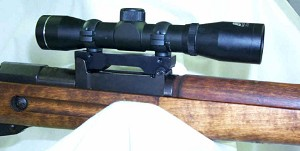 S&K Finnish M39 Scout Mount (S&K Style) w/S&K Style 1 Inch Rings