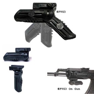 Command Arms 3 Position Folding Tactical Grip