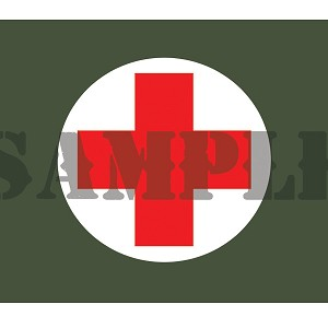 Ammo Can Magnet First Aid (Picture)