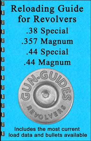 Gun Guide Reloading Manual, Revolver