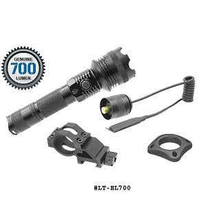 UTG 700 Lumen LIBRE Intensity Adjustable LED Flashlight