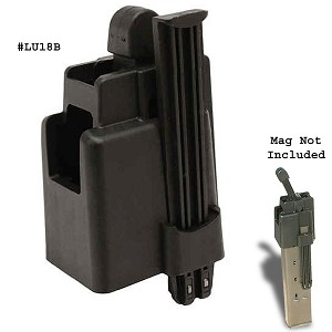 Lulu UZI SMG 9mm LULA Magazine Loader And Unloader