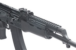 UltiMAK AK Scout Mount Model M1-B Without Side Gasports