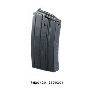 Ruger Mini-14 20 Round Original Factory Mag -Restricted Item -Check Your Local and State Laws Prior To Ordering