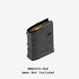 Magpul PMAG® 10 LR/SR GEN M3, 7.62x51 10 Round Magazine  -Restricted Item -Check Your Local and State Laws Prior To Ordering