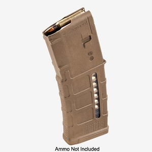 Magpul PMAG® 30 AR/M4 GEN M3™ Window 30 Round Mag MCT Medium Coyote Tan  -Restricted Item -Check Your Local and State Laws Prior To Ordering