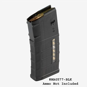 PMAG® 25 M118 LR/SR GEN M3™ Window 7.62x51mm NATO 25 Round Magazine -Restricted Item -Check Your Local and State Laws Prior To Ordering