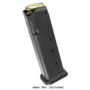 Magpul PMAG 21 GL9® – GLOCK 9mm 21 Round Magazine - Restricted Item -Check Your Local and State Laws Prior To Ordering