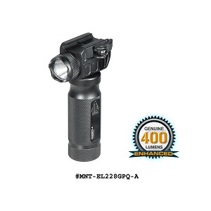 UTG New Gen 400 Lumen Grip Light with QD Mounting Base