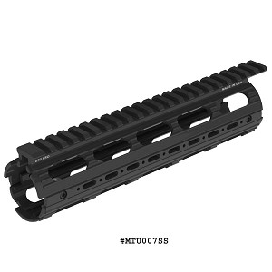 UTG PRO Model 4 / AR-15 Mid Length Super Slim Drop-in Handguard