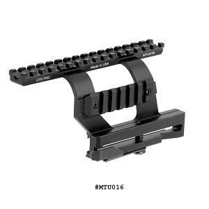 UTG PRO Made in USA Quick-Detachable AK-47 Side Mount
