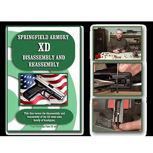 On-Target DVD Springfield XD Pistols Disassembly & Reassembly