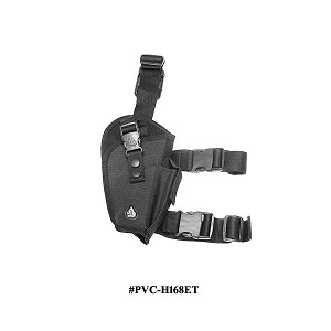 UTG Elite Tactical Thigh Holster Black