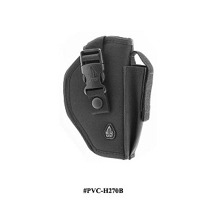 UTG Belt Holster Right Handed - Black