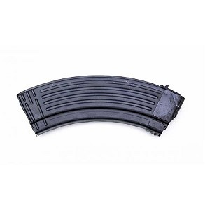 AK-47 Polish Steel 30 Round Mag With Bolt Hold Open