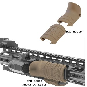 UTG Anti-Slip Compact Tactical Hand Stop Kit FDE